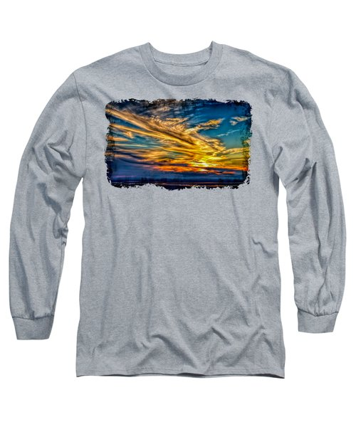 Golden Evening 2 Long Sleeve T-Shirt