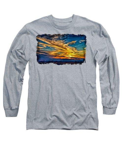 Golden Evening 2 Long Sleeve T-Shirt