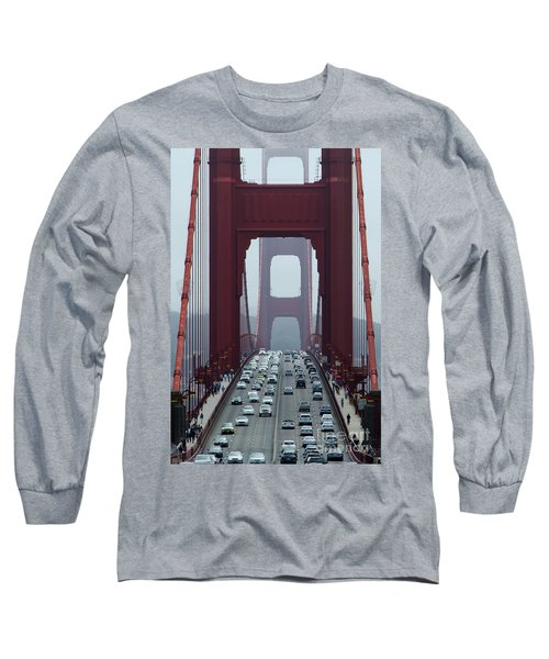 Golden Gate Bridge, San Francisco Long Sleeve T-Shirt
