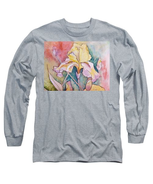 Golden Iris Long Sleeve T-Shirt