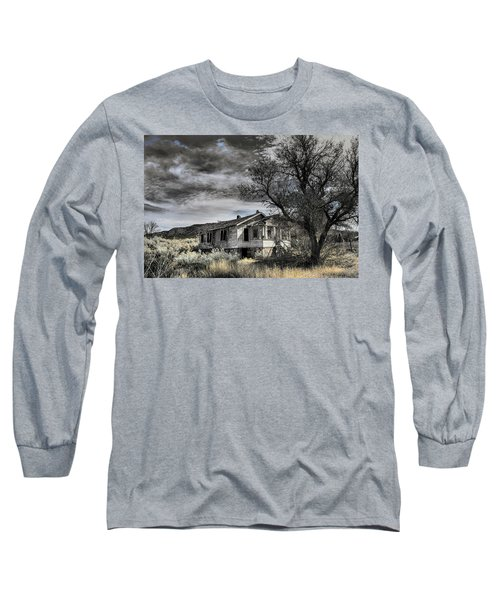 Golden New Mexico Long Sleeve T-Shirt