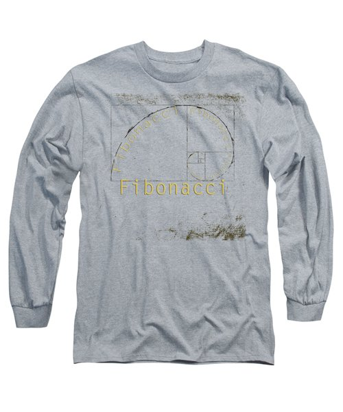 Golden Ratio Long Sleeve T-Shirt