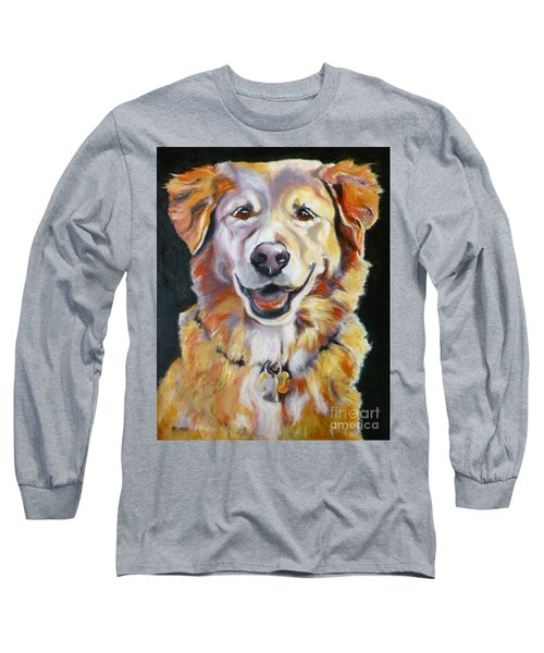 Golden Retriever Most Huggable Long Sleeve T-Shirt