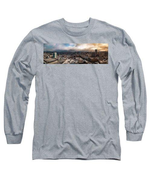 Golden San Francisco Long Sleeve T-Shirt