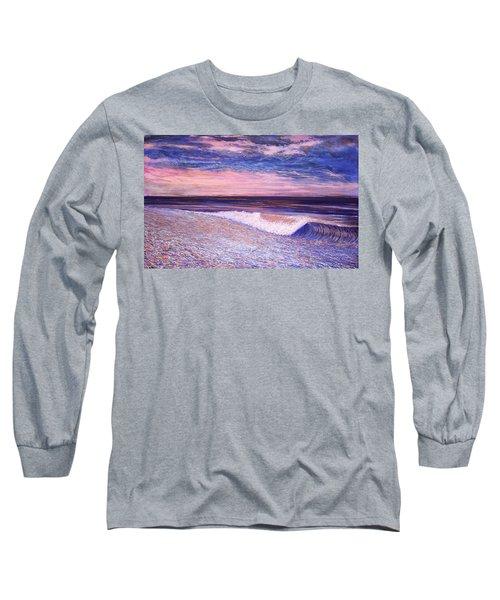 Golden Sea Long Sleeve T-Shirt