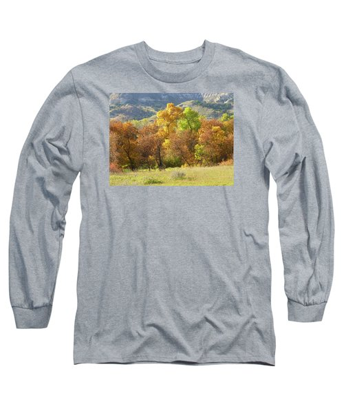 Golden September Long Sleeve T-Shirt