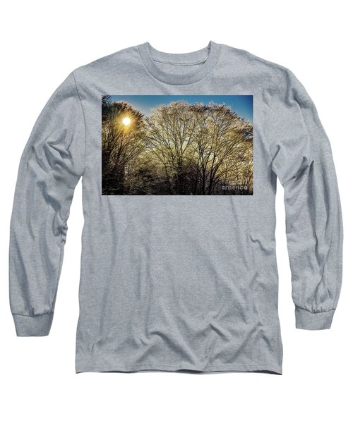 Golden Snow Long Sleeve T-Shirt