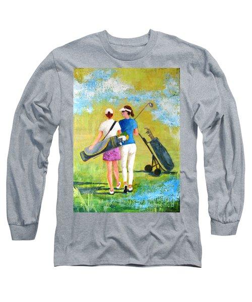 Golf Buddies #1 Long Sleeve T-Shirt