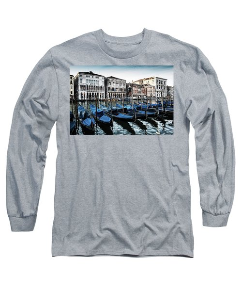 Gondolas Long Sleeve T-Shirt