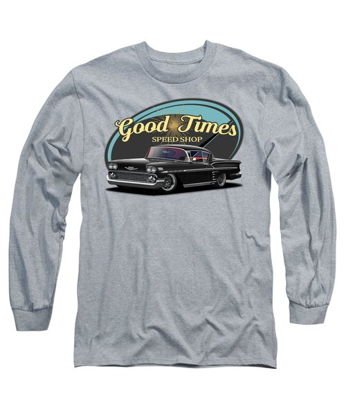 Good Times Impala Long Sleeve T-Shirt
