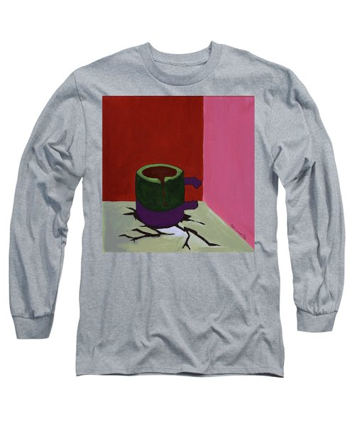 Good To The Last Drop Long Sleeve T-Shirt