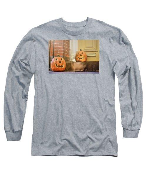 Goofy Gourds Long Sleeve T-Shirt