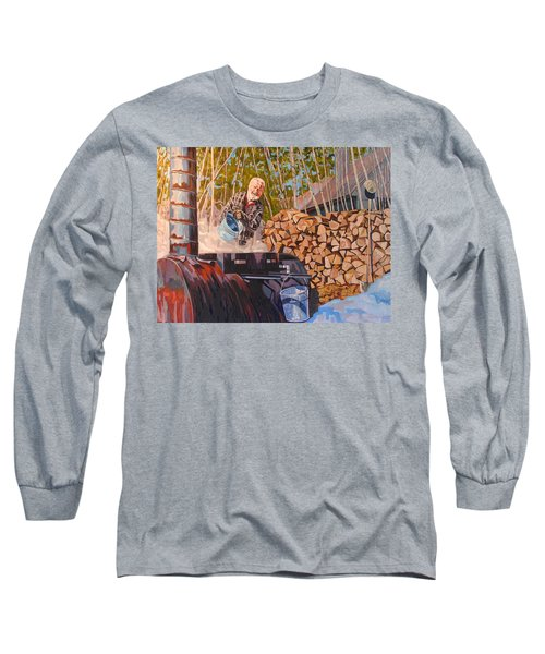 Gordon Long Sleeve T-Shirt
