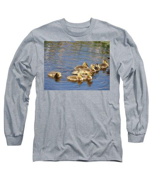 Goslings N0.6336 Long Sleeve T-Shirt