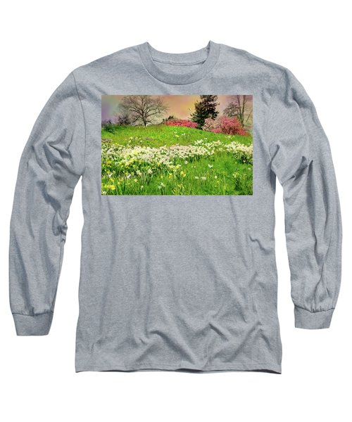 Long Sleeve T-Shirt featuring the photograph Got A Thing For You by Diana Angstadt