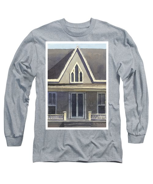 Gothic American, New Harmony, In Long Sleeve T-Shirt