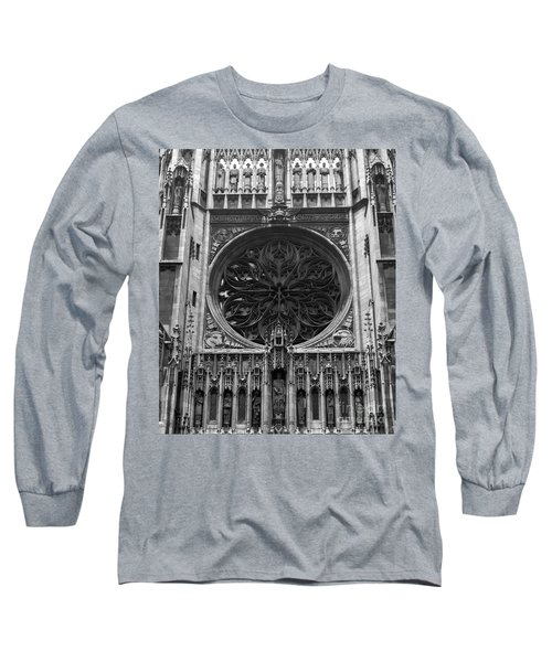 Gothic Long Sleeve T-Shirt by Brian Jones