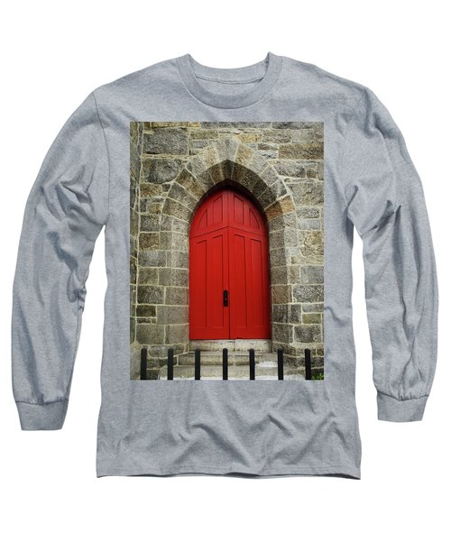 Grace Church Long Sleeve T-Shirt