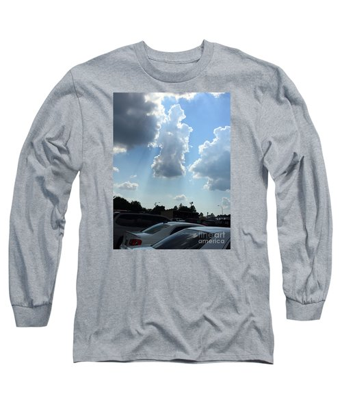 Grace Of The Angels  Long Sleeve T-Shirt