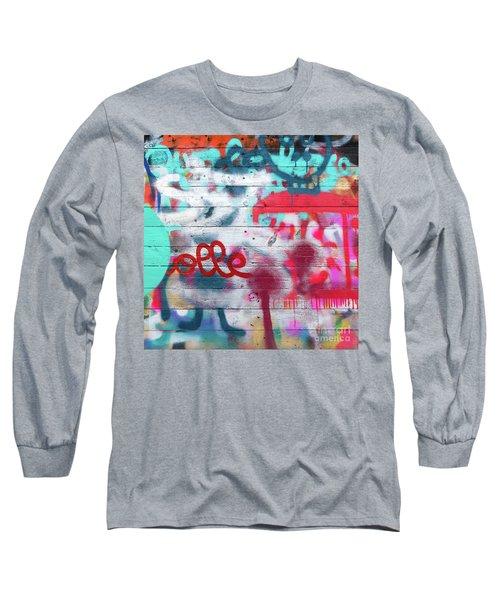 Graffiti 1 Long Sleeve T-Shirt