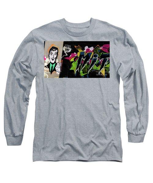 Graffiti_19 Long Sleeve T-Shirt