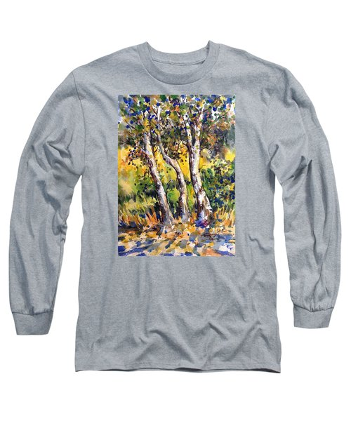 Grainery Poplars Long Sleeve T-Shirt