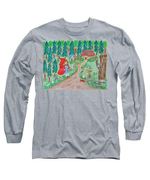 Grammy's House Long Sleeve T-Shirt