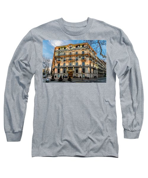 Gran Hotel Havana Long Sleeve T-Shirt
