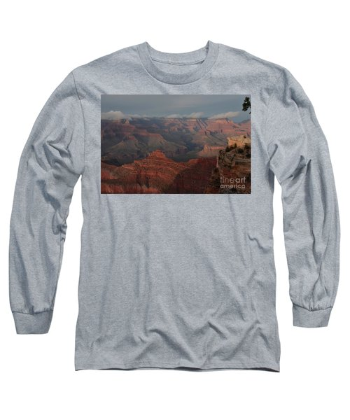 Long Sleeve T-Shirt featuring the photograph Grand Canyon 1 by Debby Pueschel