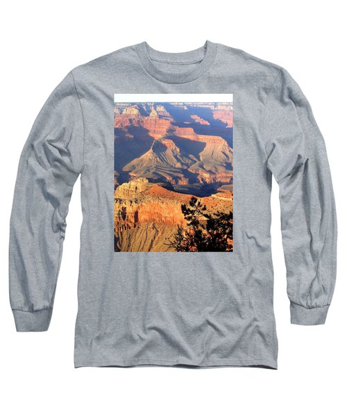 Grand Canyon 50 Long Sleeve T-Shirt by Will Borden