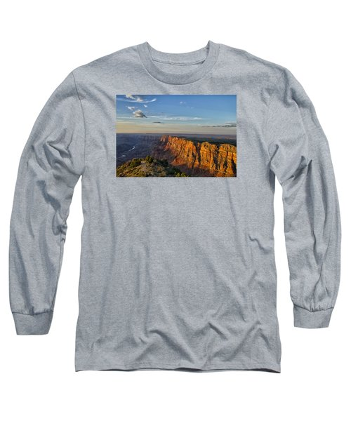 Long Sleeve T-Shirt featuring the photograph Grand Canyon Daze by Tom Kelly