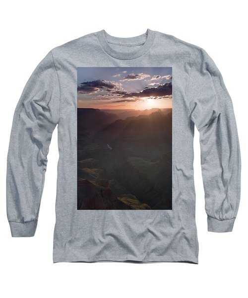 Grand Canyon Glow Long Sleeve T-Shirt