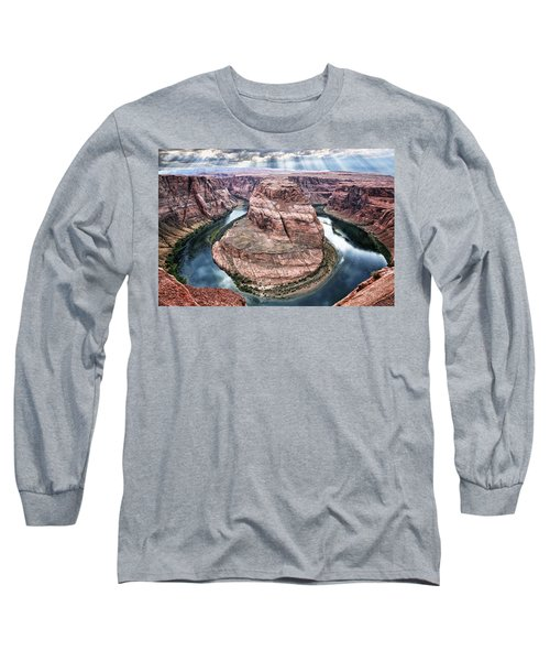 Grand Canyon Horseshoe Bend Long Sleeve T-Shirt