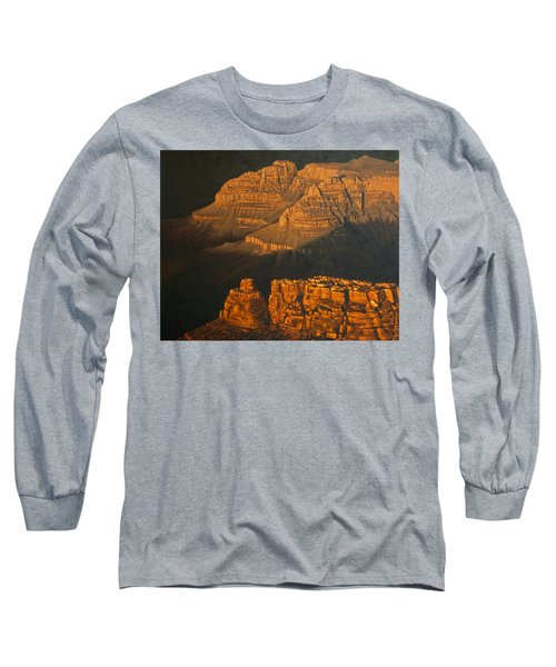Grand Canyon Meditation Long Sleeve T-Shirt