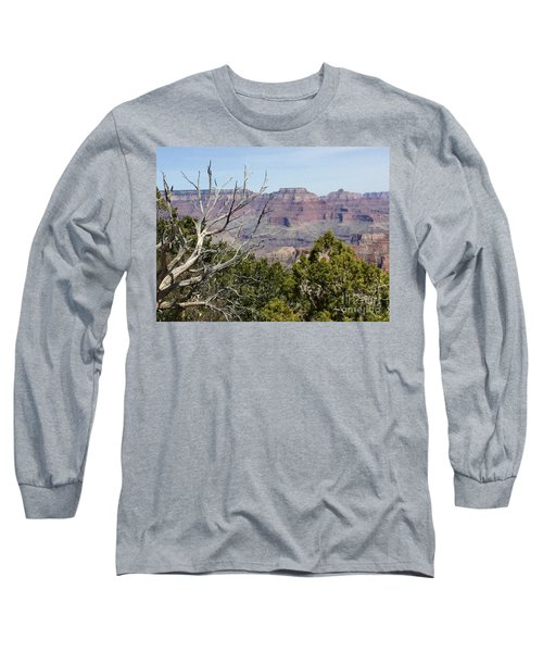 Grand Canyon National Park South Rim Long Sleeve T-Shirt