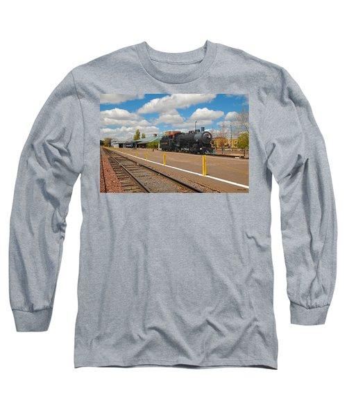 Grand Canyon Railway Long Sleeve T-Shirt