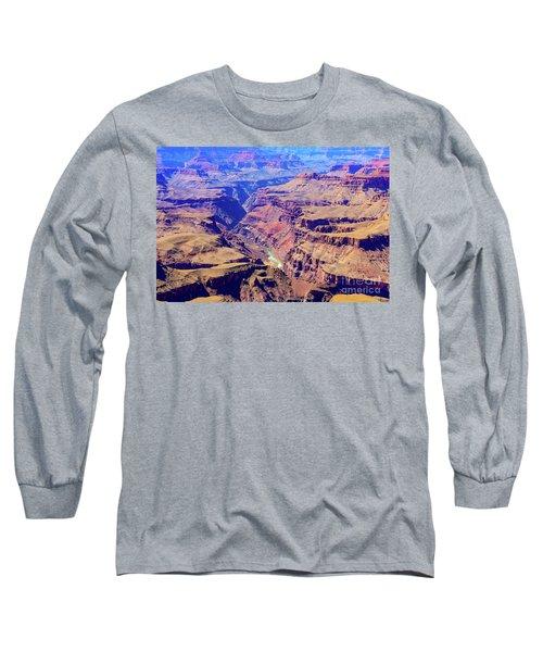 Grand Haze Canyon Long Sleeve T-Shirt