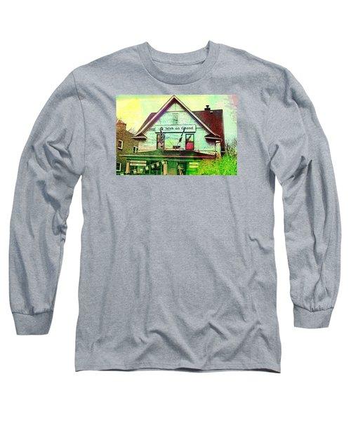 Grand Irish  Long Sleeve T-Shirt by Susan Stone