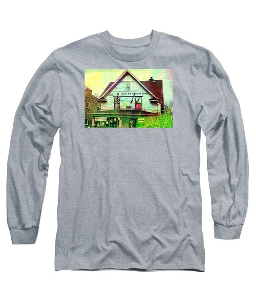 Grand Irish  Long Sleeve T-Shirt