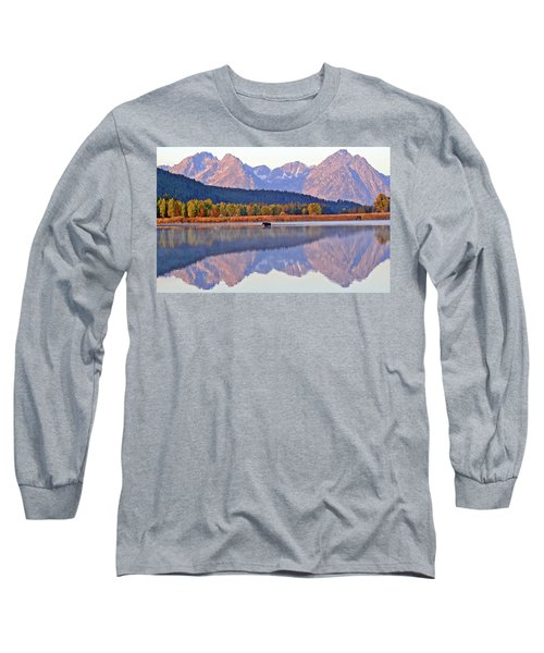Grand Reflections Long Sleeve T-Shirt