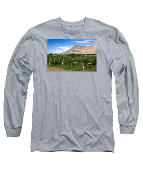 Grand Valley Vineyards Long Sleeve T-Shirt
