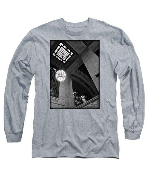 Grandeur At Grand Central Long Sleeve T-Shirt by James Aiken