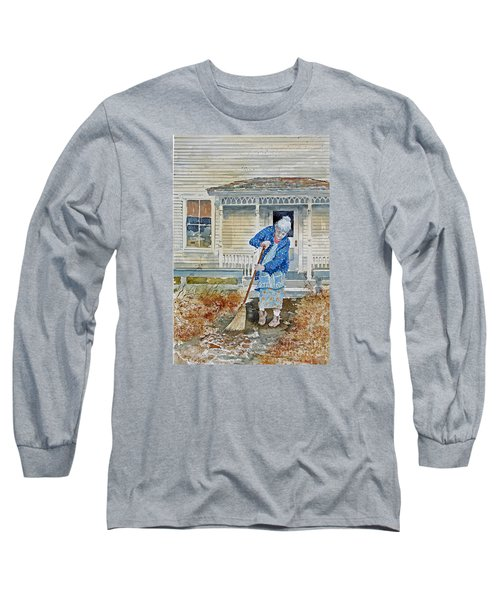 Grandma Long Sleeve T-Shirt