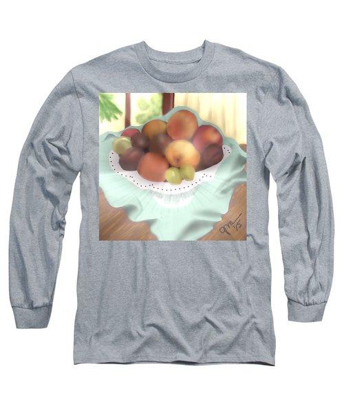 Grandma's Table Long Sleeve T-Shirt