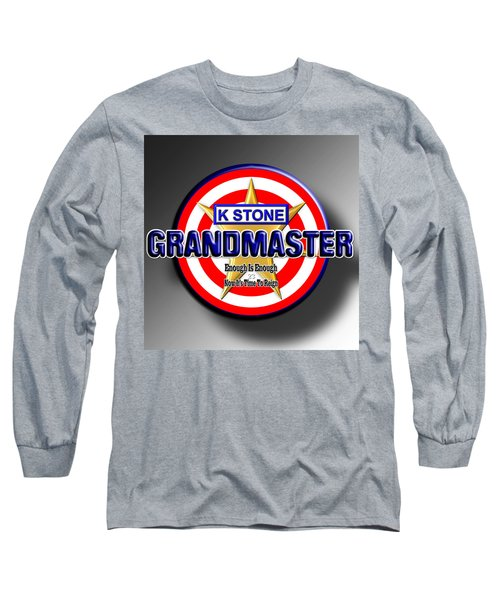 Grandmaster Long Sleeve T-Shirt