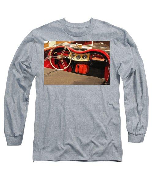Grandpa's Garage Long Sleeve T-Shirt