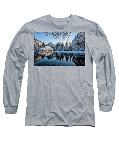 Granite Sunrise Long Sleeve T-Shirt