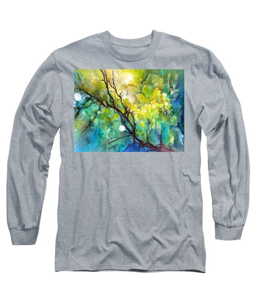 Grapes - Let Them Ripe Long Sleeve T-Shirt