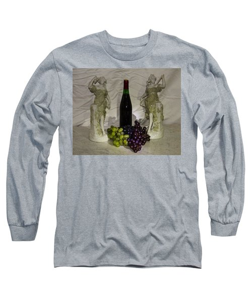Grapes Long Sleeve T-Shirt