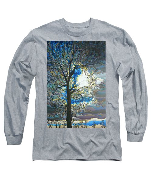 Grasping At Sunshine Long Sleeve T-Shirt